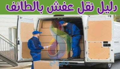 دليل شركات نقل عفش بالطائف (خصم أكثر من 65 %)